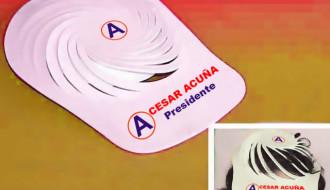 Gorras Publicitarias de Carton